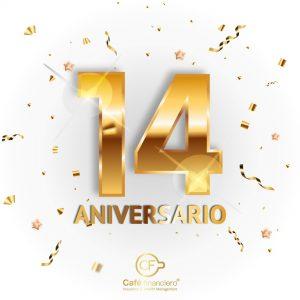 14 Aniversario Café Financiero